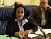"""لميس جابر: البرلمان سيواجه مشكلة تقنين أوضاع """"الصحفى المذيع"""""""