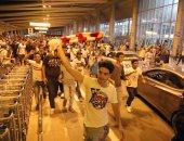 """إخلاء سبيل 21 من ألتراس """"وايت نايتس"""" متهمين بتنظيم وقفة احتجاجية أمام الزمالك"""