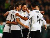 التشكيل المتوقع للمواجهة النارية بين ألمانيا وإنجلترا
