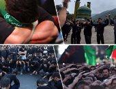 بالصور.. كيف يحتفل شيعة إيران بعاشوراء استشهاد الحسين