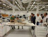 وصول قطع أثرية من مقتنيات توت عنخ آمون للمتحف الكبير
