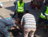 محافظ القاهرة يطالب رؤساء الأحياء بمتابعة عمل تطهير بالوعات الأمطار