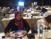 النائبة مى محمود: مصر أوقفت تمدد داعش.. وعلى أفريقيا التوحد لبتر الإرهاب