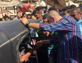 عمرو الليثى يؤكد تلقيه اتصالا من مستشار رئيس الوزراء حول فيديو سائق التوك توك