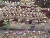 تجديد حبس عامل 15 يوما لاتهامه ببيع مشغولات ذهبية مغشوشة فى حلوان