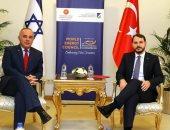 وزير الطاقة الإسرائيلى يلتقى نظيره التركى ويتفقا على تصدير الغاز لأنقرة