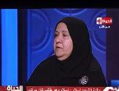 """بالفيديو.. والدة الشهيد التى أبكت كلماتها الرئيس: """"ربنا شرفنى باستشهاد إسلام"""""""