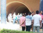 توقف الدراسة بأحد المدارس الخاصة بالقاهرة بسبب طلب المعلمين زيادة أجورهم