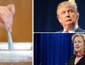 """صحف أمريكية: استطلاع يظهر تفوق هيلاري كلينتون بفارق 4 % عن ترامب ..  المرشحة الديمقراطية راهنت على الفضائح الجنسية لمنافسها.. و3 أسابيع تفصل بين """" صاحب الجلد الرقيق"""" ووزيرة الخارجية السابقة  لرئاسة أمريكا"""