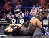 كريم عبد الجواد يواجه ماتيو فى نصف نهائى بطولة أمريكا للإسكواش
