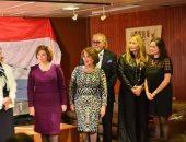 منظمة اليونسكو بباريس تكرم إلهام شاهين وبوسى ومى نور الشريف