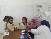 بالفيديو.. تطعيم 160 ألف تلميذ بالصف الأول الابتدائى ضد الحصبة بالشرقية