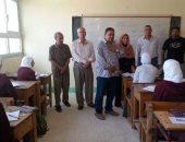 وكيل تعليم شمال سيناء ينتهى جولته بـ6 مدارس فى الشيخ زويد