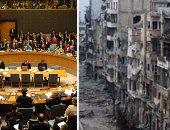 المبعوث الأممى لسوريا يبدى صدمته جراء القصف الصاروخى لأحياء حلب الغربية