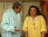 """21 عاما على قصة حب """"عبد الغفور البرعى وفاطنة"""""""