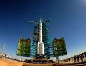 """الروبوت """"الكرة"""" يصل محطة الفضاء الدولية حاملة على متنها إنسانا آليا"""