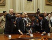 مشادات بلجنة حقوق الإنسان بالبرلمان قبل بدء انتخابات اختيار رئيسها