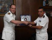 السفارة البريطانية تنشر تفاصيل التدريبات البحرية المشتركة بين مصر وبريطانيا