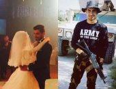 ننشر صور النقيب محمود صلاح شهيد القوات المسلحة فى شمال سيناء