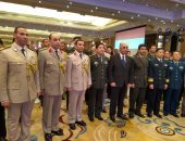 """بالصور..سفارة مصر ببكين تنظم حفل عن """"نصر أكتوبر"""" بحضور قيادات الجيش الصينى"""