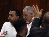 تجديد حبس محمد على بشر 45 يوما لاتهامه بالتخابر
