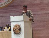 مصطفى الجندى فى ختام جلسات البرلمان الأفريقى: مصر تحارب الإرهاب فعليًا