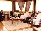 مميش والأمير وليد بن سعود يوقعان عقد شراكة لبناء مصنع للحديد والصلب