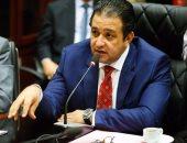 النائب علاء عابد: ضد التصالح مع الإخوان ومستعد أن أضحى من أجل الوطن