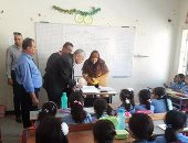 اجتماع طارئ بتعليم القليوبية للحث على أهمية مرجعة سلامة الأغذية المدرسية