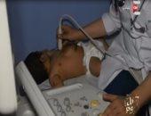 بالفيديو.. لحظة وصول الطفل صاحب القلب خارج القفص الصدرى لمركز مجدى يعقوب