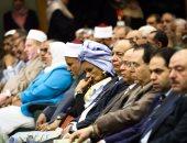 بالفيديو والصور.. رئيس جامعة الأزهر: الإسلام لم يظلم المرأة والرسول علمهن شئونهن