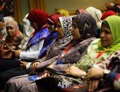 بالصور.. مدير مناهج التعليم الإماراتى: المرأة الإماراتية مدرسة لأقرانها فى الدول الأخرى