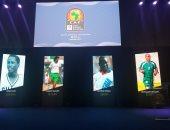 حسام حسن يزين مسرح حفل قرعة كأس الأمم الإفريقية