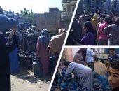 أهالى شطورة بسوهاج يشكون من بيع أسطوانات الغاز فى السوق السوداء
