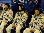 انطلاق فريق أمريكى روسى إلى محطة الفضاء الدولية