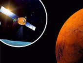 عطل فى نظام الملاحة سبب محتمل لتحطم مسبار على المريخ