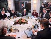 بوتين وقادة المانيا وفرنسا وأوكرانيا يبدأون قمة شائكة فى برلين
