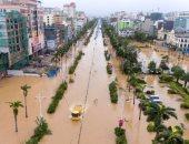 """إجلاء الآلاف من القرى الساحلية بالفلبين مع اقتراب إعصار """"نوك تين"""""""