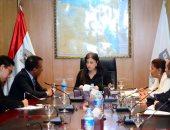 وزيرة الاستثمار: 400 مليون دولار حجم الاستثمارات السنغافورية فى مصر