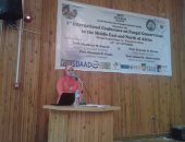 بالصور.. ختام فعاليات المؤتمر الدولى للحفاظ على الفطريات بجامعة قناة السويس