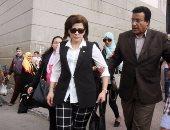 بالصور.. بدء نظر المعارضة الاستئنافيه لفاطمة ناعوت على حبسها بتهمة ازدراء الأديان
