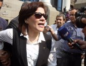 الحكم على فاطمة ناعوت بقضية ازدراء الأديان 24نوفمبر