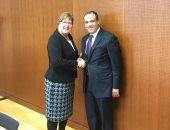 وزيرة ألمانية تؤكد دعم بلادها للسياحة فى مصر