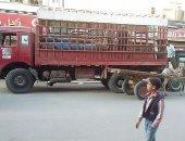 أهالى نجع برديس بسوهاج يشتكون بيع اسطوانات الغاز فى السوق السوداء