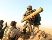 البشمركة يصدون هجوما لداعش بالقرب من كركوك شمال العراق