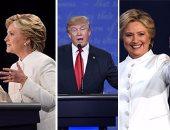 """واشنطن بوست: كلينتون وبوتين و""""الدمية"""" أبرز الفائزين فى آخر مناظرة رئاسية"""