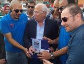 بالصور.. انطلاق رالى السيارات ببورسعيد لتنشيط السياحة