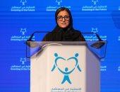 جواهر القاسمى قرينة حاكم الشارقة تنعى رئيسة مجلس سيدات أعمال الإمارة
