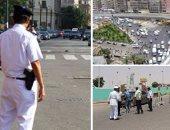 المرور يناشد قائدى السيارات الالتزام بالتحويلات بسبب إغلاق شارع 26 يوليو