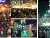 توافد آلاف المريدين للاحتفال بمولد السيد البدوى